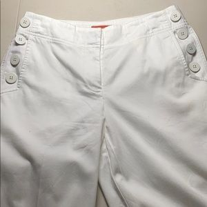 Relax Tommy Bahama wise leg sailor pants size 2
